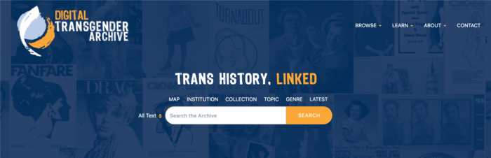 Trans History, Linked